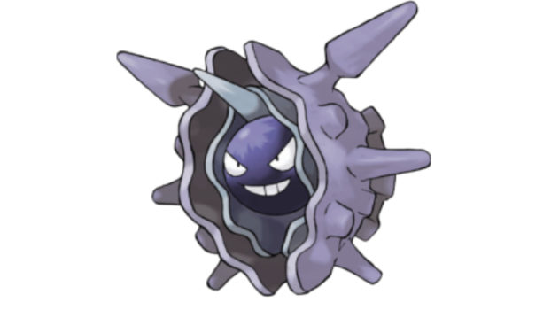 14: Cloyster