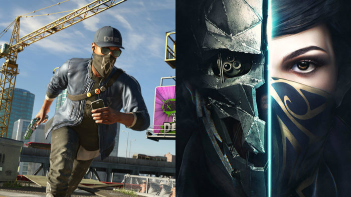 Dishonored 2, Watch Dogs 2, best