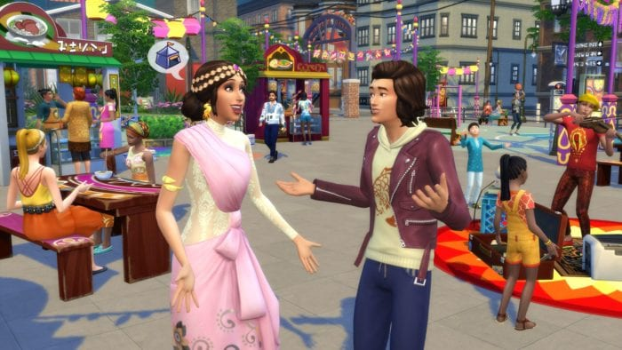 How Long to Beat The Sims 4 City Living