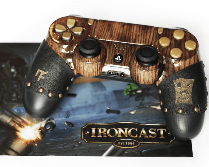 ironcast-steampunk