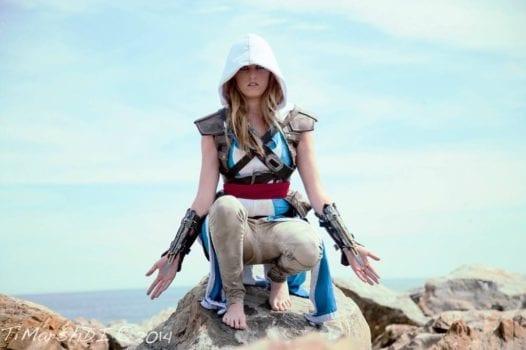 Lady Kenway - Assassin's Creed IV: Black Flag