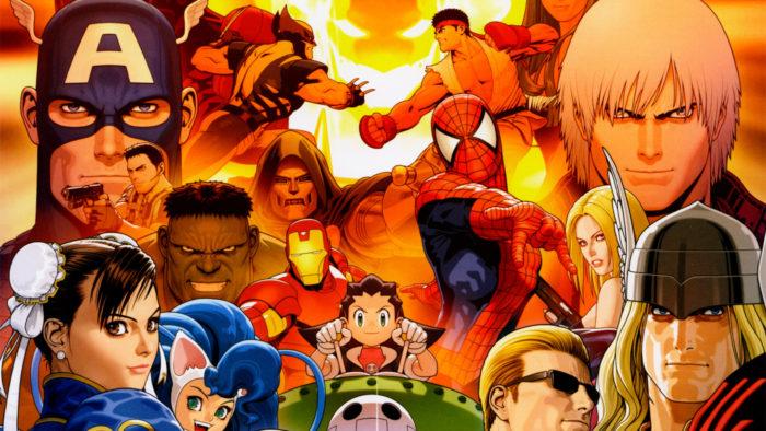 Marvel vs. Capcom 4