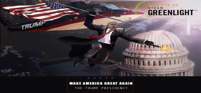 Make America Great Again: