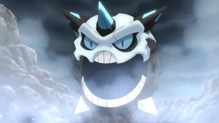 scariest pokemon, creepiest pokemon