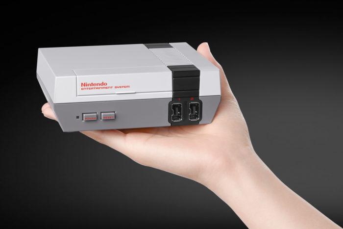 NES Classic, nes