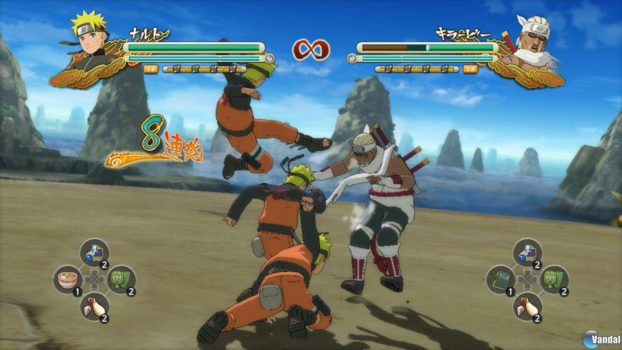 Naruto Shippuden: Ultimate Ninja Storm 3 (2013 - PS3, Android, X360, PC)