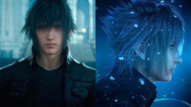 10. Noctis Lucis Caelum - Final Fantasy XV