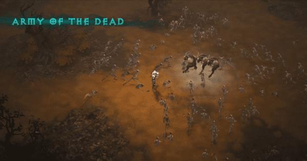 Diablo III, Necromancer