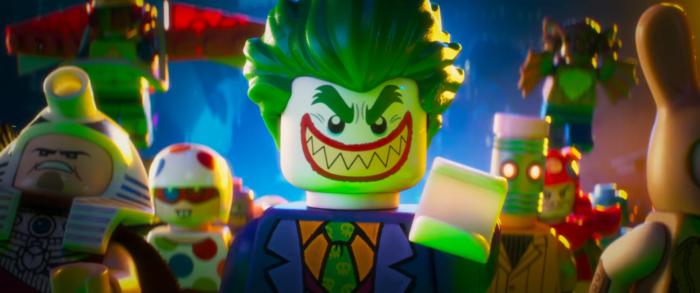 LEGO Batman Trailer #4