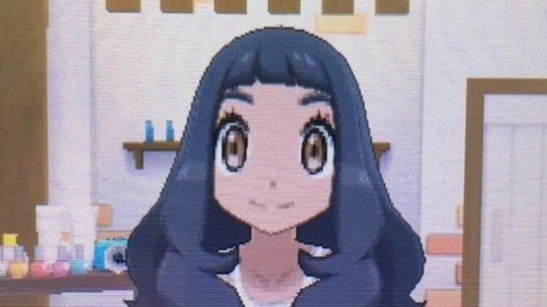 Pokemon Sun Amp Moon Female Hairstyles