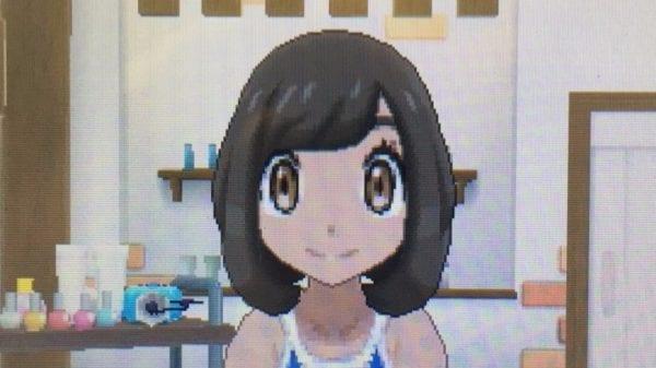 Pokemon Sun and Moon Hair colors styles