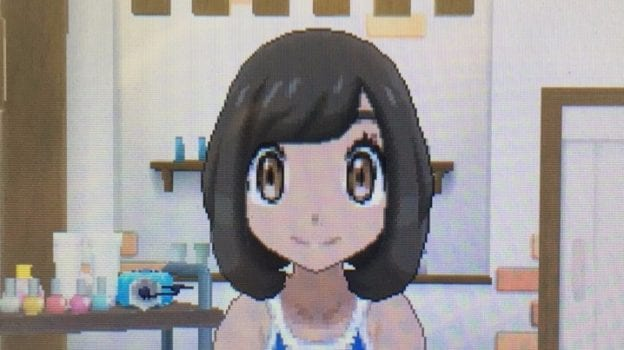 Pokemon Sun And Moon All Hairstyles Male Female