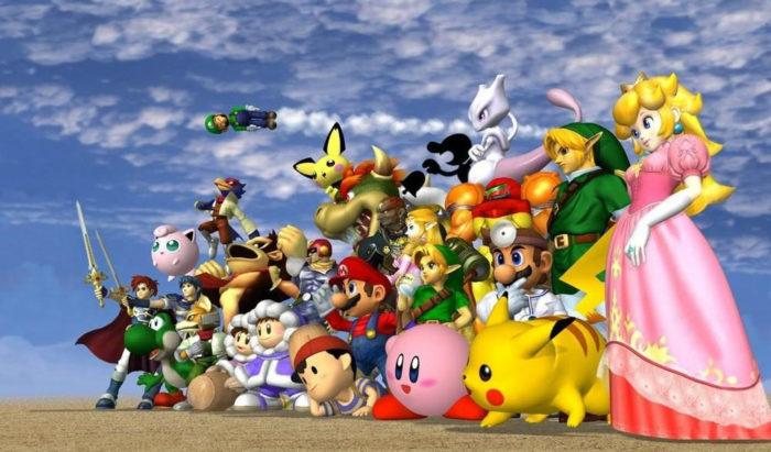 Smash Bros Melee