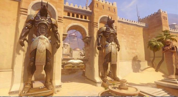 Overwatch Anubis