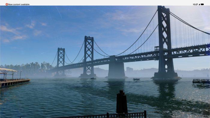 Watch Dogs 2 Bay Bridge