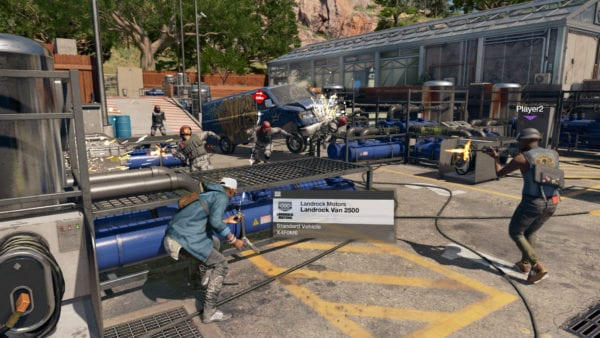Watch Dogs 2 Seamless Multiplayer