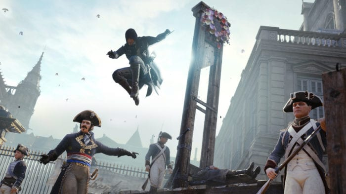 Assassin's Creed: Unity most realistic-looking cities