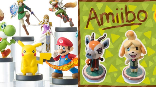 amiibo and Custom amiibo