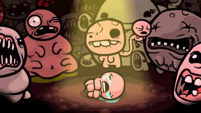 binding of isaac afterbirth switch