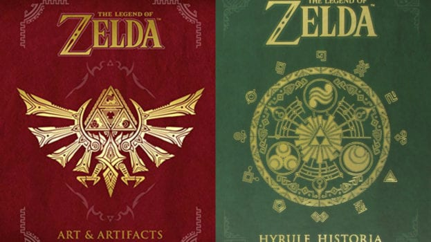 The Legend of Zelda: Art and Artifacts and Hyrule Historia