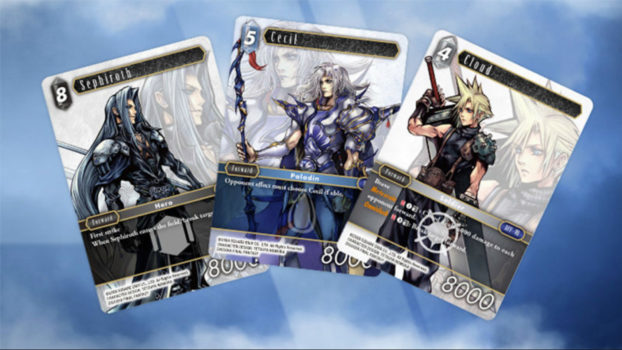 Final Fantasy Trading Cards
