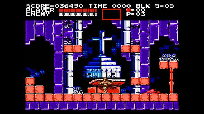 castlevania III, NES Classic