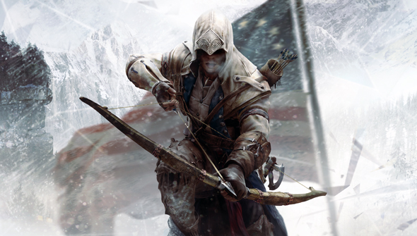 connor assassin's creed