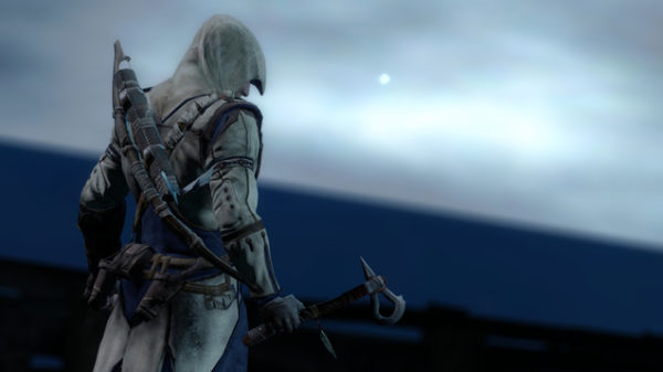 connor kenway assassin's creed