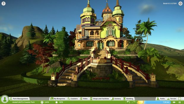 Disney Mystic Manor