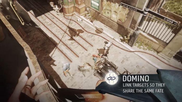 Dishonored 2 domino