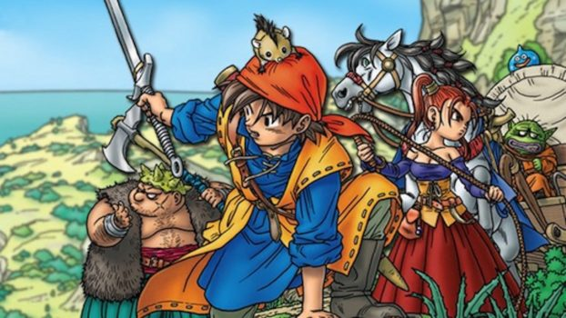 Dragon Quest VIII: Journey of the Cursed King 3DS - Jan. 20