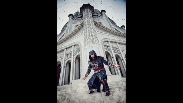 Ezio - Assassin's