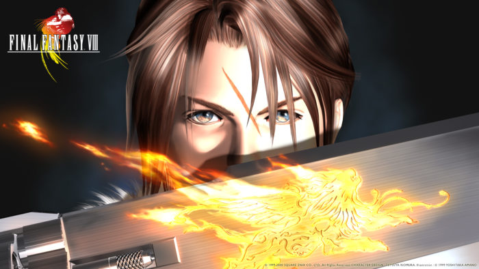 Square Enix Wants to Forget Final Fantasy VIII Ever Existed