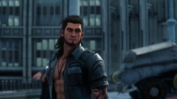 final fantasy xv gladiolus and prompto dlcs dated for march and june