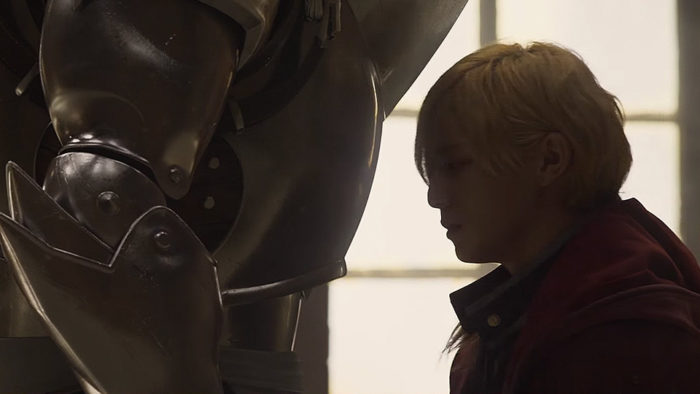 fullmetal alchemist, movie, film, live-action, trailer