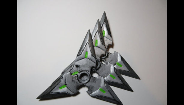 Genji Shuriken Replica