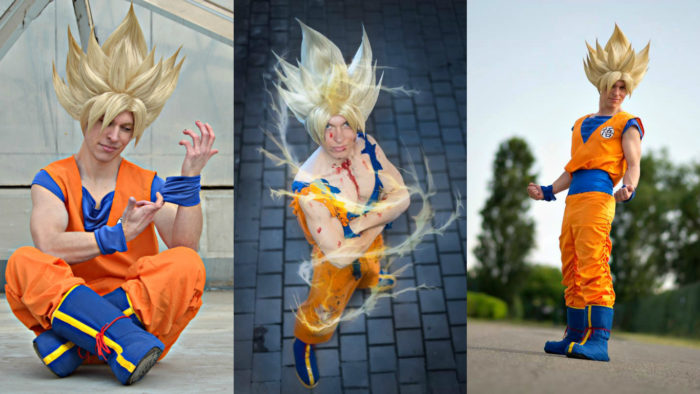 cosplay, dragon ball z