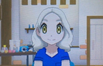All Pokemon Sun And Moon Hair Colors