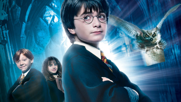 #8: Harry Potter and the Philosopher's Stone