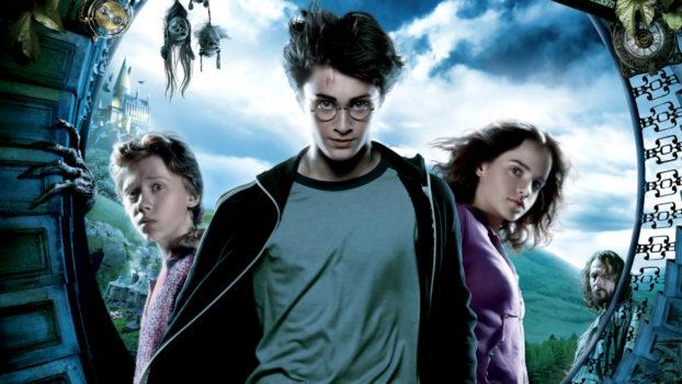 #3: Harry Potter and the Prisoner of Azkaban