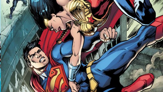 Injustice: Gods Among Us -- Year Four (Writer: Brian Buccatello/Artist: Various/Colorists: Various)