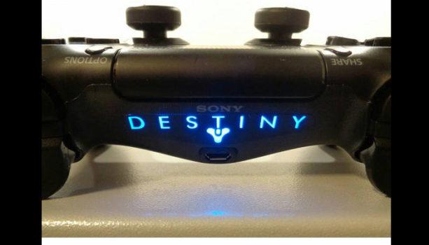PS4 Light Bar Decal