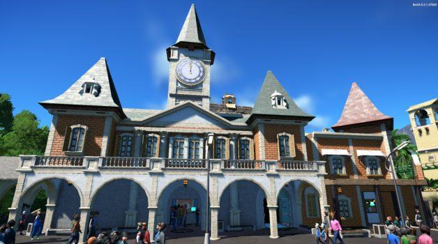 Main Street City Hall
