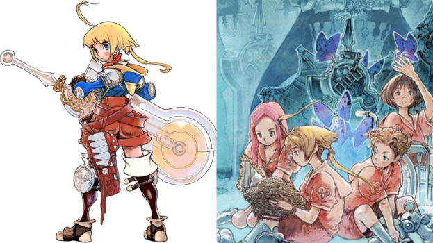 7. Marche Radiuju - Final Fantasy Tactics Advance