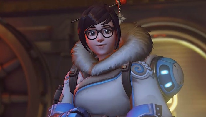 Overwatch, mei, blozzard