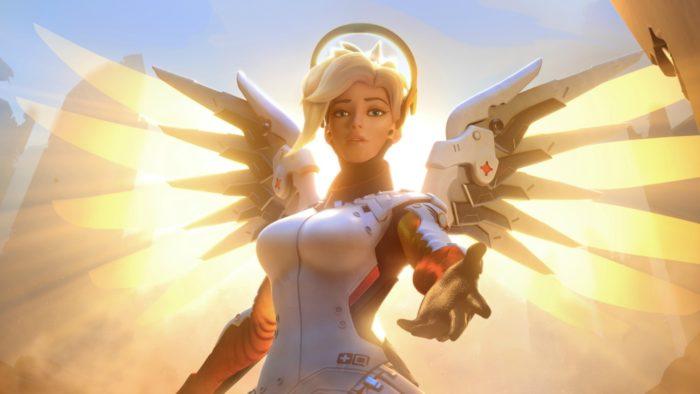 mercy-overwatch-angel