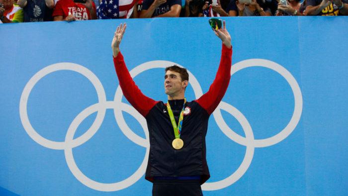 Michael Phelps, the game awards, 2016, esports