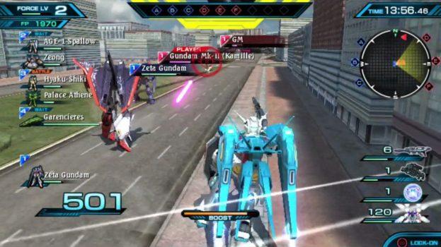 Mobile Suit Gundam Extreme VS (2010 - PS3, Arcade)