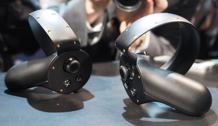 oculus rift, oculus touch, controllers, december, vr, releases, oculus