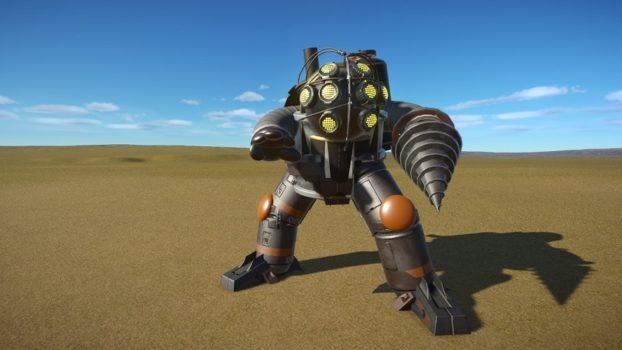BioSphere: Big Daddy-O